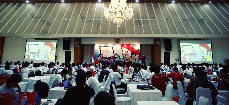 Mengintip Keseruaan Event Hackathon Merdeka | IDCloudHost