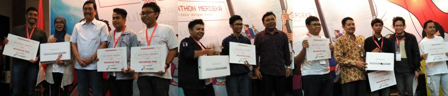 PEMENANG - Mengintip Keseruaan Event Hackathon Merdeka | IDCloudHost