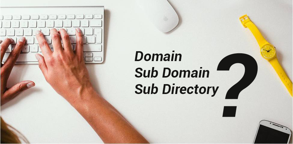 SEO: Distinguish the benefits between sub domains & sub directory