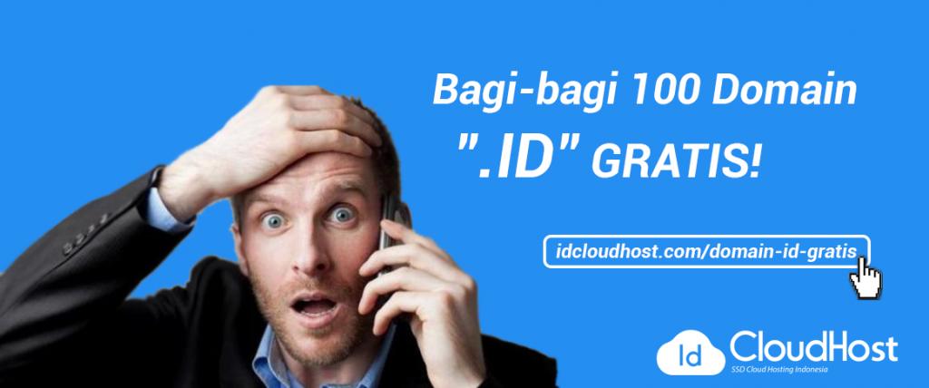 domain ID GRATIS IDCH