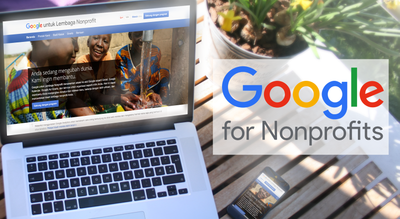 Google For Non Profit - IDCloudHost