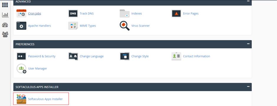 Tutorial Install Aplikasi web menggunakan Softaculous 1