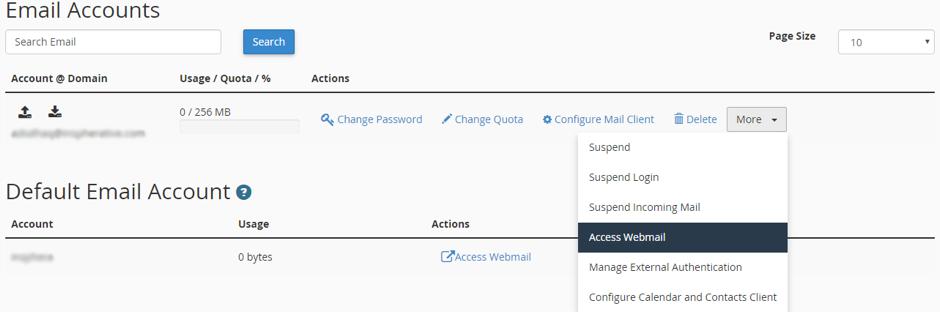 Tutorial membuat email terlihat profesional sesuai dengan domain web 5
