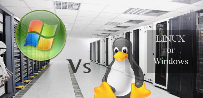 Linux Web Hosting Vs Windows Web Hosting | IDCloudHost