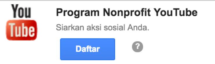 Mengaktifkan Youtube Premium pada akun Google for NonProfit 3