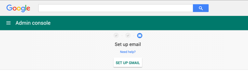Set up Gmail pada Google Apps (MX Records) 1