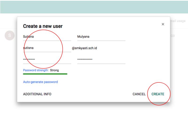 Tutorial Menambahkan Email di Google Apps 4
