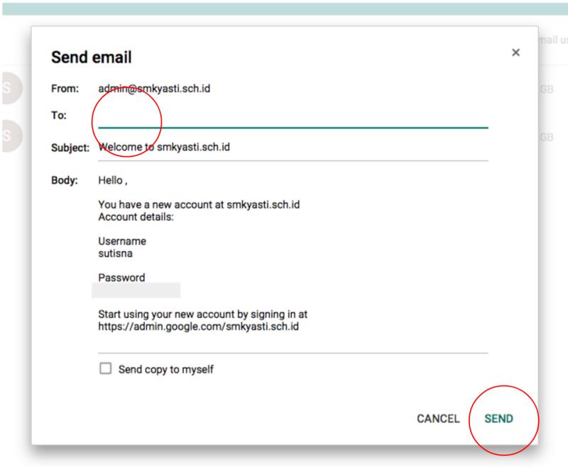 Tutorial Menambahkan Email di Google Apps 6