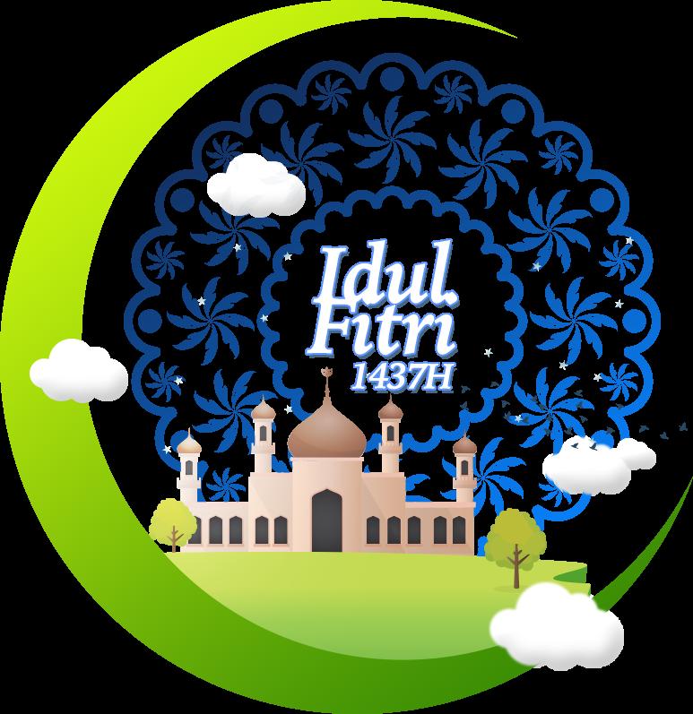 Selamat Hari Raya Idul Fitri 1437H- IDCloudHost