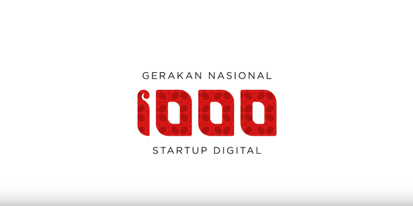 Hasil gambar untuk 1000 startup digital
