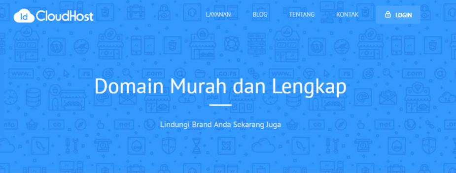 Domain Murah Indonesia   Knowledge Base - IDCloudHost