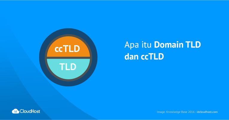 Apa itu Domain TLD dan ccTLD