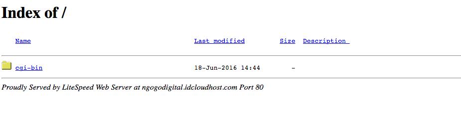 Cara Order Layanan Domain di IDCloudHost 9