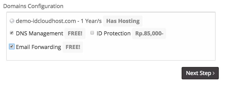 Cara Order Layanan Hosting dan Domain 6