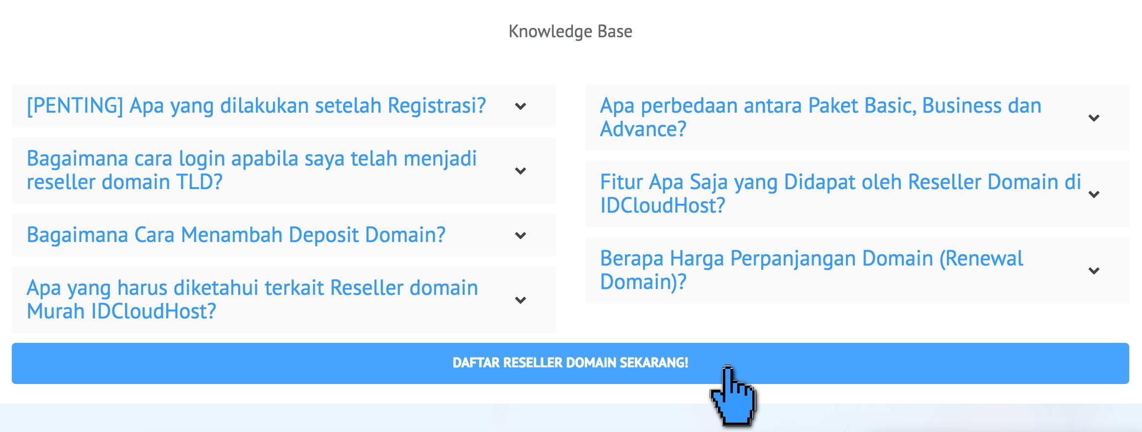 Cara Order Layanan Reseller Domain 2