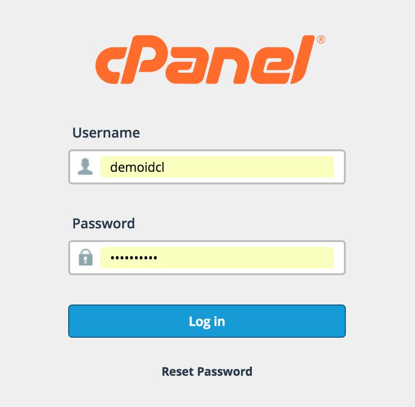 Cara Setting DNS Melalui cPanel 1