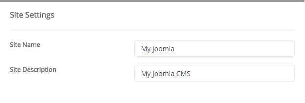 Cara instalasi joomla di cPanel 6