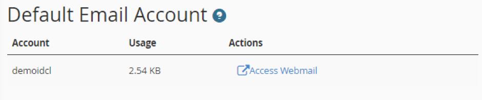 Cara membuat surel dengan domain sendiri di Cpanel 4
