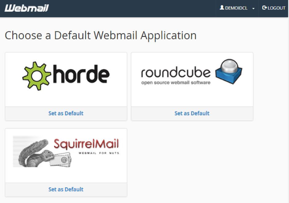 Cara membuat surel dengan domain sendiri di Cpanel 5