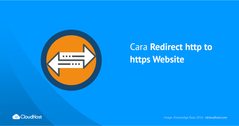 Cara Redirect http to https Website