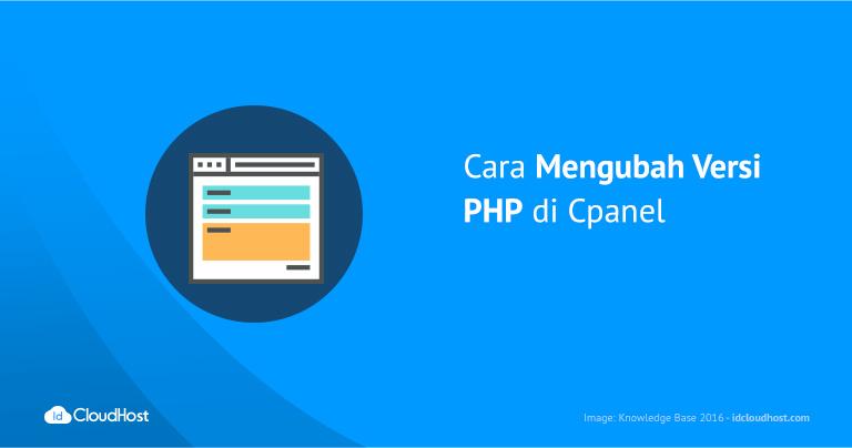 cara-mengubah-versi-php-di-cpanel