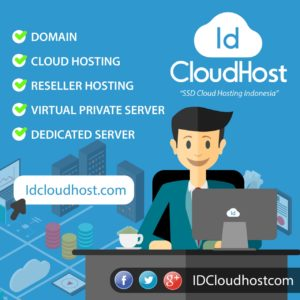 IDCloudHost SSD Cloud Hosting Indonesia
