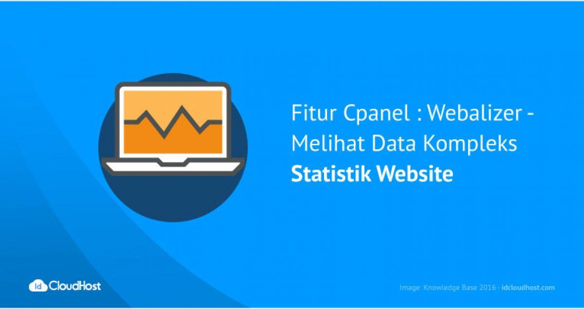 Fitur Cpanel : Webalizer - Melihat Data Kompleks Statistik Website ...