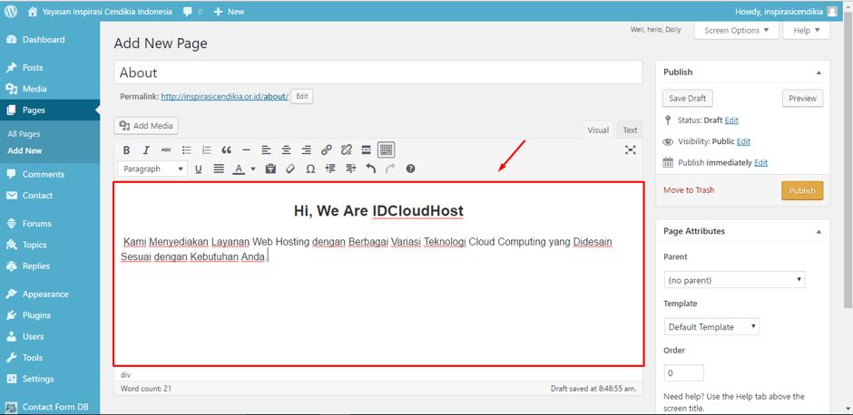 cara-membuat-page-halaman-di-wordpress-4