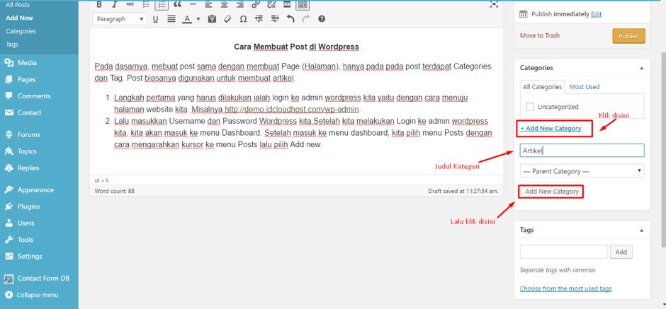 cara-membuat-postingan-di-wordpress-7