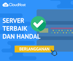 IDCloudHost | SSD Cloud Hosting Indonesia