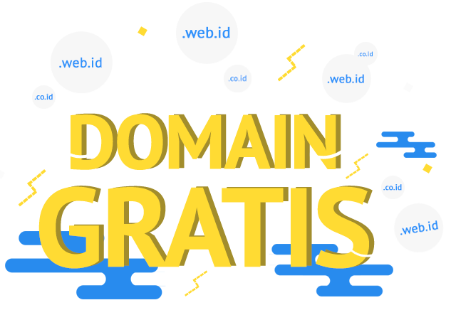 Program Bagi Domain Gratis Web Id Co Id Idcloudhost