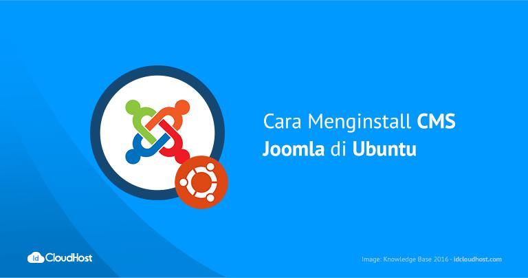 Tutorial Cara Menginstall CMS Joomla di Ubuntu
