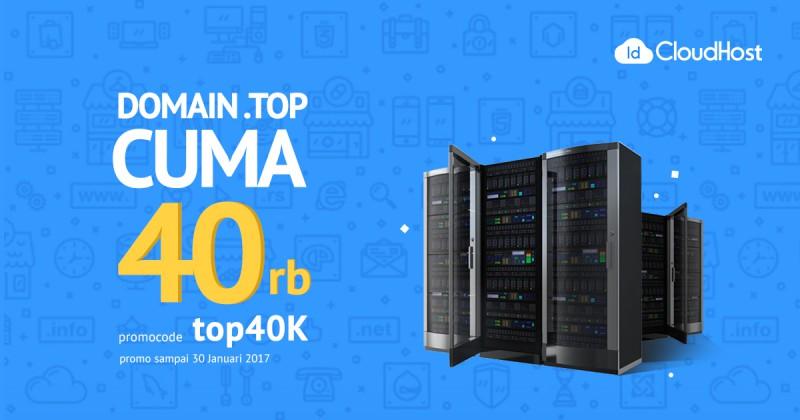 Promo Domain TOP