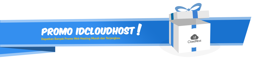 Promo VPS IDCloudHost