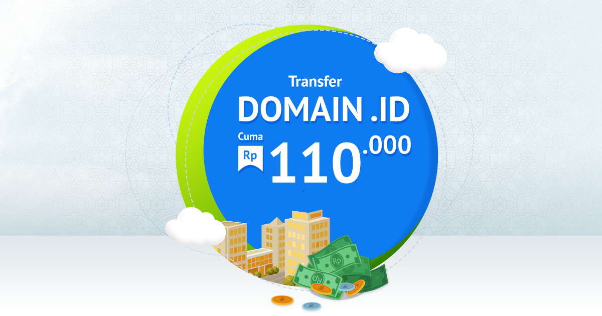 Promo Transfer Domain ID 2017