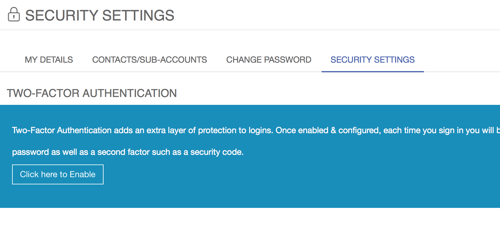 Verifikasi 2 Langkah pada Akun IDCloudHost