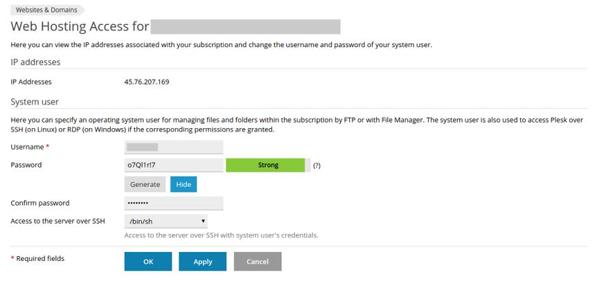 Tutorial Cara Mengaktifkan SSH di Hosting Plesk Onyx