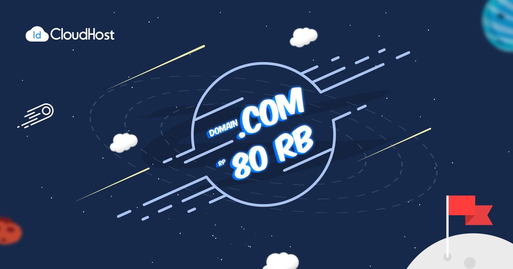 Kejutan Promo Domain COM Murah
