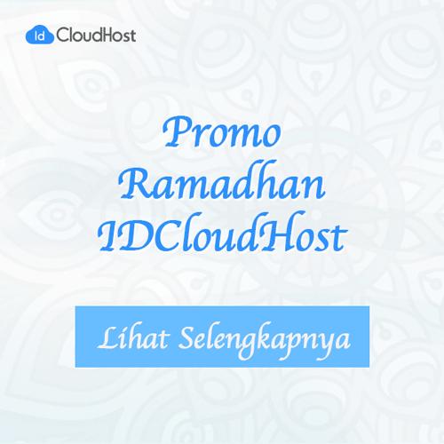 Program Ramadhan Bareng IDCloudHost