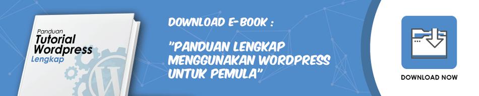 Download E-Book Panduan Lengkap Menggunakan CMS WordPress | IDCloudHost