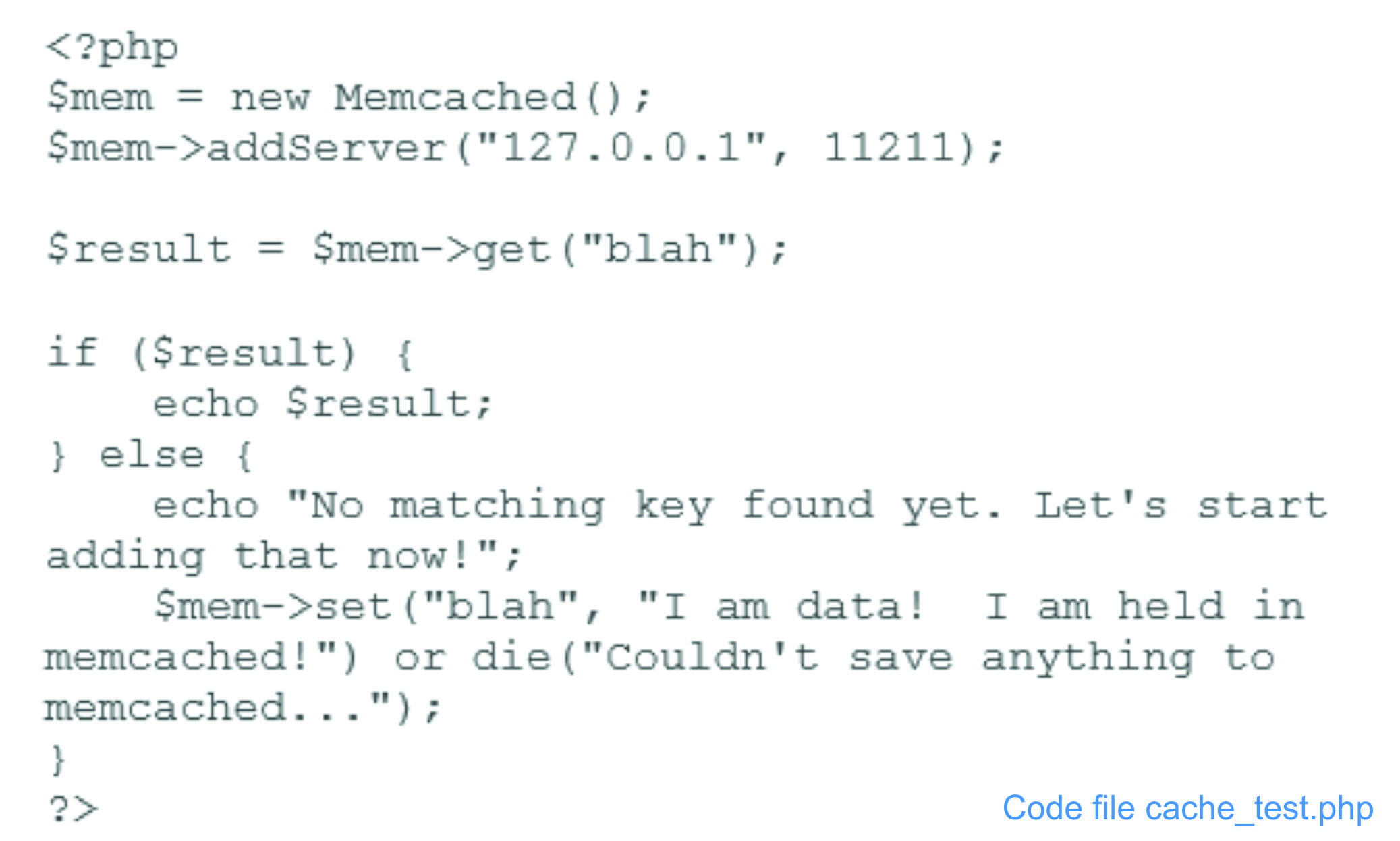 Cara Menginstall dan Menggunakan Memcache dengan Nginx, PHP