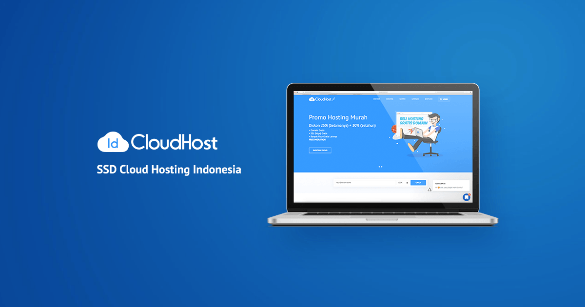 Ssd Cloud Hosting Web Hosting Indonesia Murah Idcloudhost