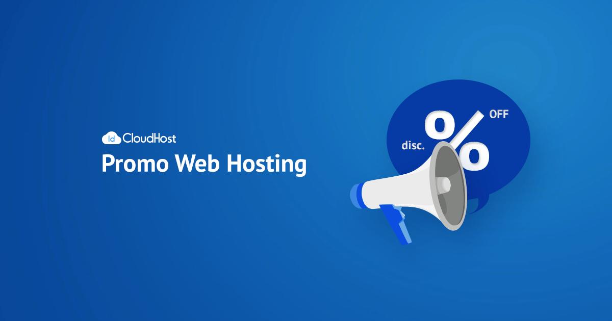 Promo Domain, Promo Hosting, Promo VPS - Server Indonesia - Murah ...