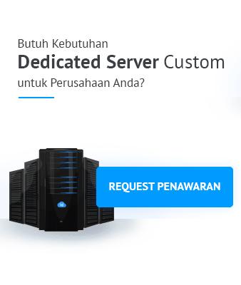 Penawaran Layanan Private Server IDCloudHost