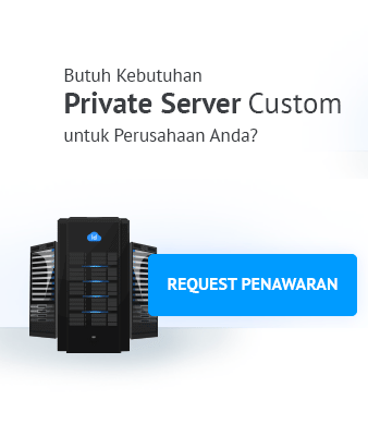 Penawaran Layanan Private Server IDCloudHost