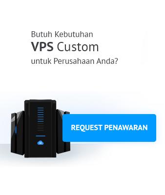 Penawaran Layanan VPS IDCloudHost
