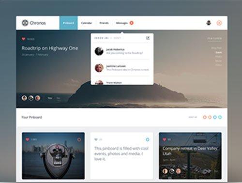 Contoh Website - Pembuatan Website IDCloudHost