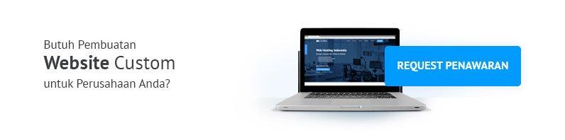 Penawaran Layanan Website IDCloudHost
