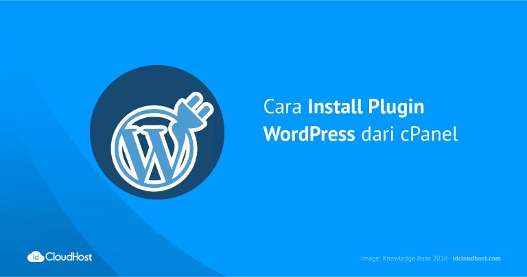 Cara Install Plugin WordPress dari cPanel