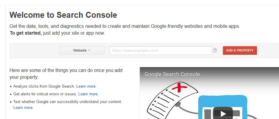 Cara Verifikasi Google Webmaster Tools pada WordPress